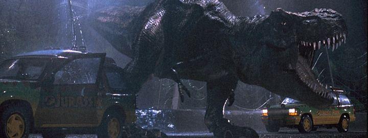 Jurassic Park [35mm]  25th Anniversary  Fri 9th - Thu 15th Nov