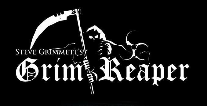 Image result for grim reaper band logo