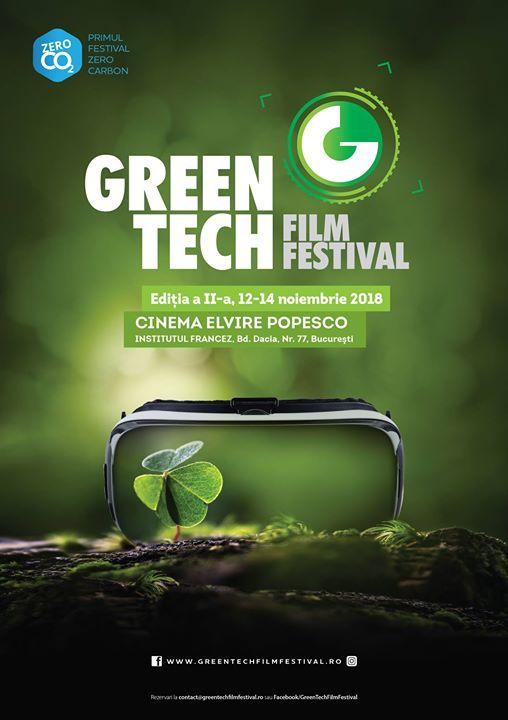 GreenTech Film Festival ed. a II-a