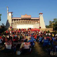Bville Pep Band at the Baldwinsville Summer Concert Series