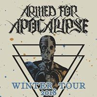 Armed For Apocalypse w Endall &amp The Bald Dog Project
