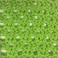 Crochet Stitch Class - Clusters