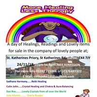 More Healing Less Therepy