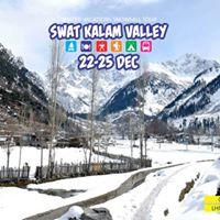 3 Days Snowy Tour to Swat Kalam