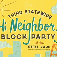 LRIs 3rd Annual &quotHi Neighbor&quot Statewide Block Party