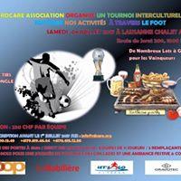 Tournoi De Football &amp Barbecue par lAssociation RDCare