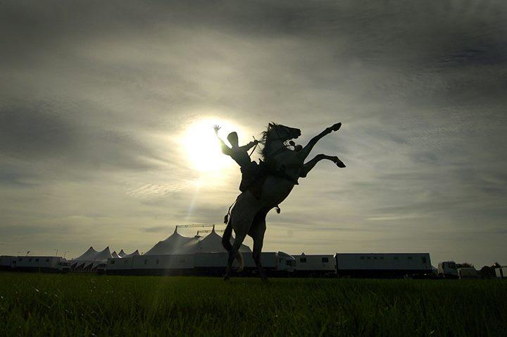 Spirit of the Horse Show in Truro