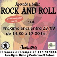 El Bolsn- Taller de rock and roll