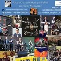 Woodbridge Ribfest 2017
