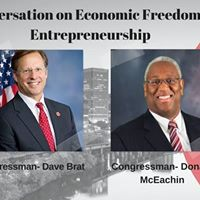 A Conversation on Economic Freedom and Entrepreneurs