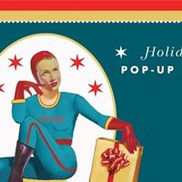 Chicago Art Girls Holiday Pop Up