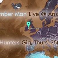 Amber Man  Live at Anseo (Edge Hunters)