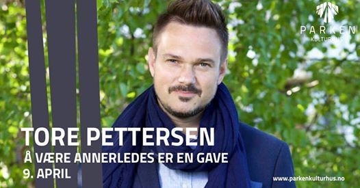 Tore Pettersen  vre annerledes er en gave