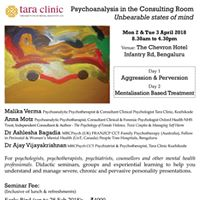 Psychoanalysis in the Consulting Room Unbearable states of mind