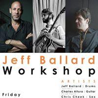 Jeff Ballard Workshop