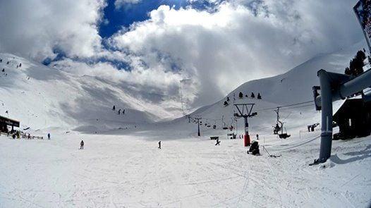 Combo Ski Bus  Kalavryta Ski Center