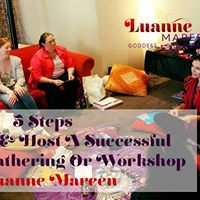 5 Steps To Create &amp Host A Successful Womens Gathering Or Works