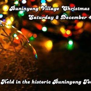 Buninyong Village Christmas Market
