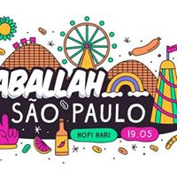 Van P Kaballah Festival 15 Anos - Hopi Hari