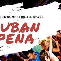Cuban Pea (Cuban Cultural meeting)