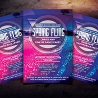 Spring Fling Chairs and Finesse