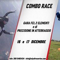 Combo Race (Gara di FCL 2 elementi e Precisione in atterraggio)
