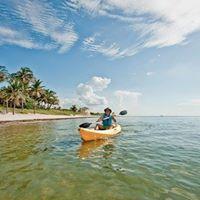 Key Biscayne Kayaking Oceanside