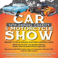 Car &amp Motorcycle Show Fundraiser