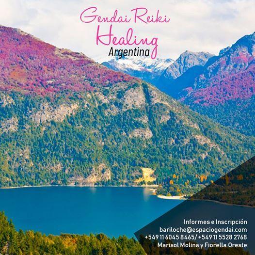 Gendai Reiki Healing en Bariloche