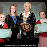 Blackpool Civic Trust Awards at Viva
