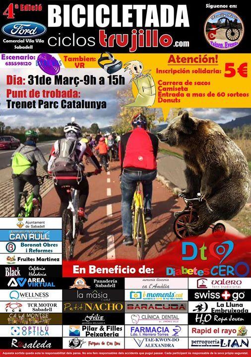 4a Edicin Bicicletada Ciclos Trujillo