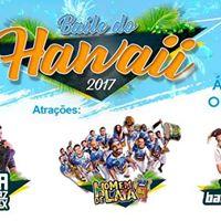 Baile do Hawaii 2017- Ouro Verde Tnis clube