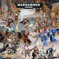 Paint Klub Warhammer 40K