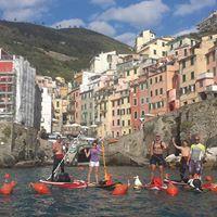Paddle Camp  Week End Au 5 Terres En Italie