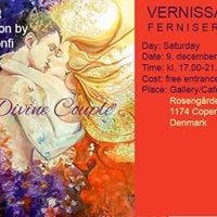 Solo Art Exhibition by Ines Honfi