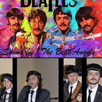 Cena con concerto dei &quotThe Beat Angels&quot cover dei Beatles