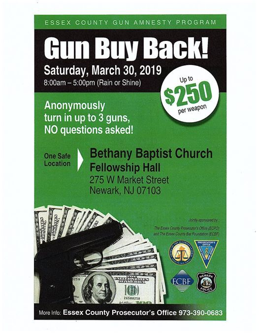 Gun Buy Back