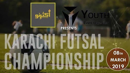 Karachi Futsal Championship Season One