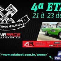 4 Etapa Arena Race Arrancada