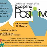 Conferencia Firmeza y afecto Disciplina Positiva