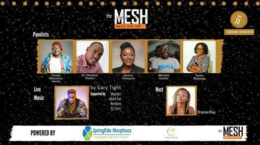 The Mesh - Music and Talk