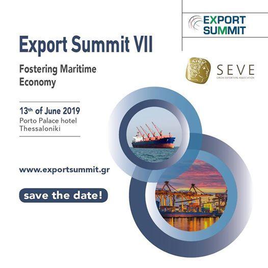 Export Summit VII - Fostering Maritime Economy