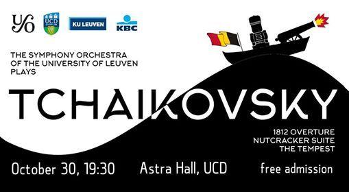 Free concert USO plays Tchaikovsky