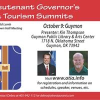 Lt. Governors Tourism Summit