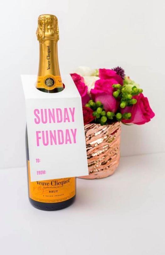 Sunday Funday Sip n Shop