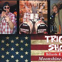 Moonshine Junkies LIVE at Trickshots