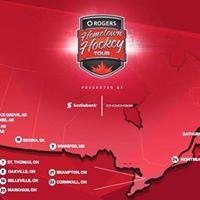 Rogers Hometown Hockey - Brampton