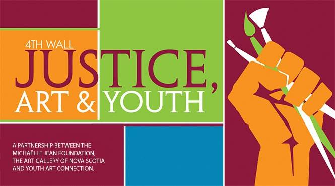 Fourth Wall Art Gallery Lewiston : Th wall justice art youth special event at