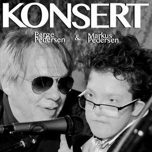 Grytekonsert Brge Pedersen og Markus Pedersen  Gryta Allstars