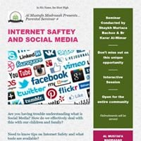 Internet Safety and Social Media Seminar for Parents